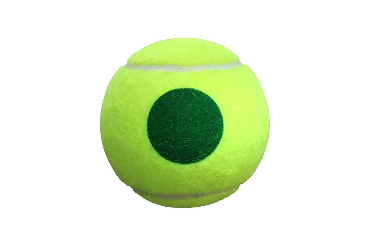Foto eines Stage 1 Tennisballs