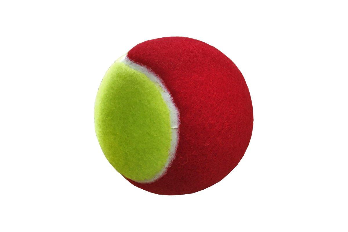 Foto eines Stage 3 Tennisballs